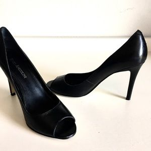 ENZO ANGIOLINI Black High Heel SHOES Pumps Sz 7